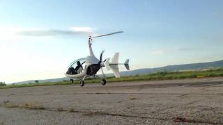 AutoGyro Lightning Test Flight 3