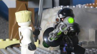 LEGO NINJAGO THE PAST COMES! MID SEASON FINAL -episode 8 - the long awaited battle
