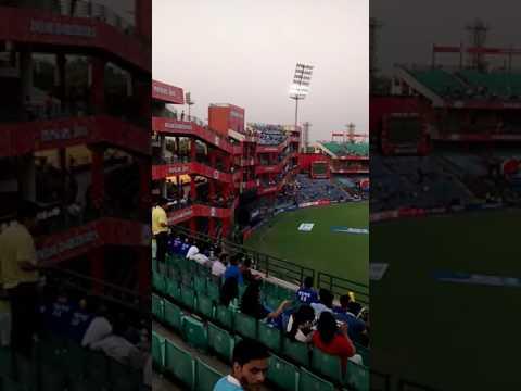 Kotla stadium Delhi