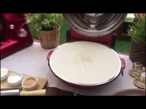 5169d6f0e خبازة كهربائية لعمل ( الخبز , البيتزا , الكيك , الفطائر) | FunnyCat.TV