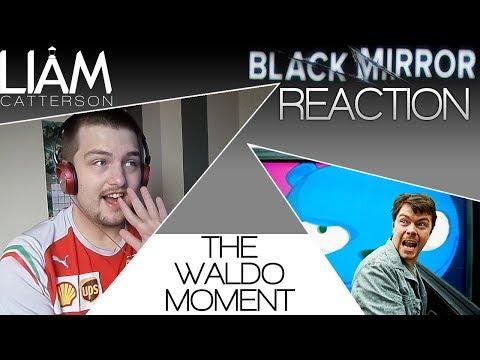 Black Mirror 2x03: The Waldo Moment Reaction