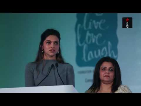 Deepika Padukone Gets Emotional Talking About How She Dealt With Depression