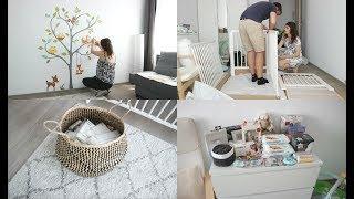 Huge Baby Haul | Building The Crib, Ikea Etc.