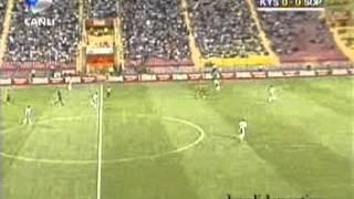 Kayserispor - FC Sopron Intertoto Rövanş 2. Devre