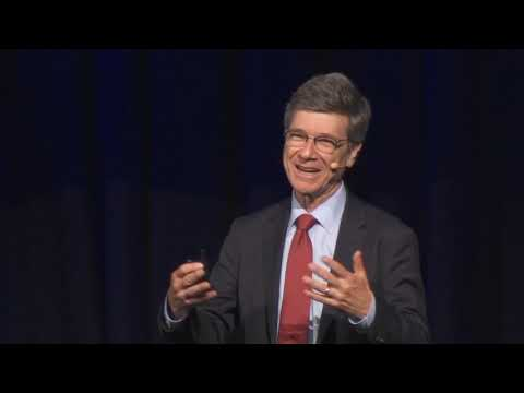 Professor Jeffrey Sachs: A New Age of Sustainable Development - Australia, Asia and The World