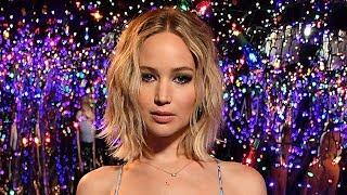 Jennifer Lawrence DEFENDS Why She