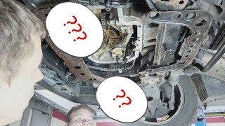 Dome Spezial: Die Zicken des Mercedes W210 Inkontinenz-Ölsensor defekt/Wechsel M112/M113
