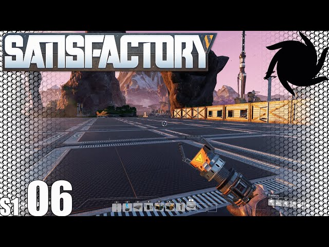 Satisfactory - S01E06 - Starting The Iron Factory