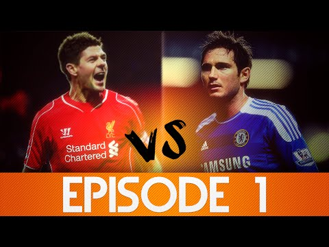 [EFB] Frank Lampard vs Steven Gerrard ● Ultimate Goals Battle. Episode 1