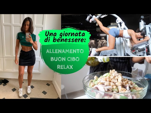 COSA MANGIO IN UN GIORNO | Full day of wellness @Budapest | Vlog #98