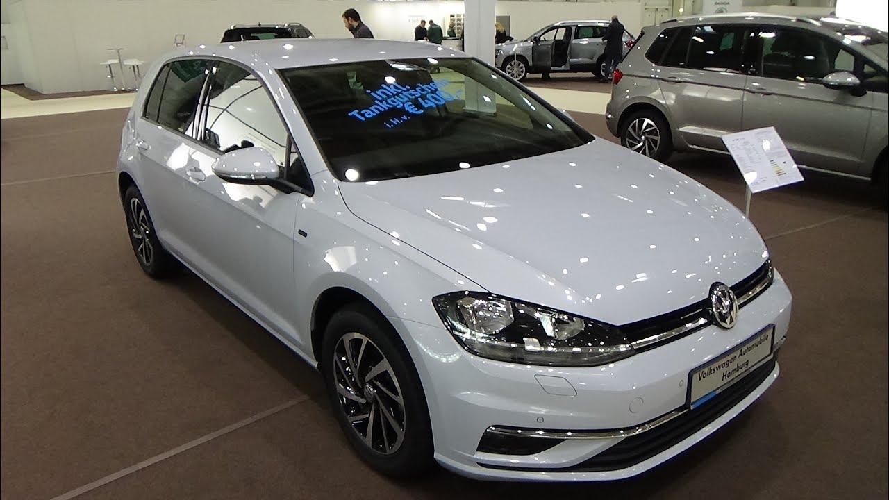 2018 Volkswagen Golf Join 1.0 TSI - Exterior and Interior - Autotage Hamburg 2018 - YouTube