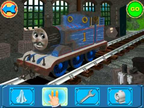 Let's Play Thomas and Friends: Building The New Line Part 1