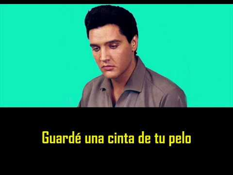 ELVIS PRESLEY - Anything that´s part of you ( con subtitulos en español ) BEST SOUND