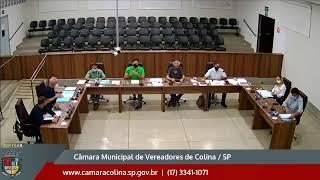 Câmara Municipal de Colina - 10ª Sessão Extraordiária 28/06/2021