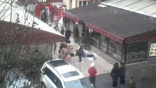 """Взрыв в ресторане """"Апрель"""", Киев"""