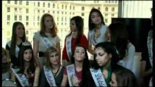 ShaveMate Focus Group: 50 Miss America's Outstanding Teens put the ShaveMate Diva to the Test!