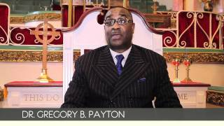 Dr Gregory B Payton