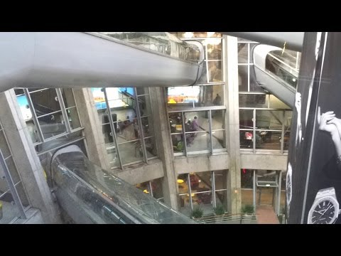 A Tour of Paris Charles de Gaulle Airport's Terminal 1