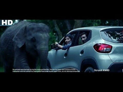 The New Renault Kwid _ 2019 _ Baby Elephant TVC_Full-HD