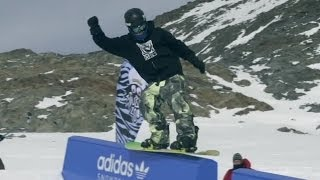 Moreboards Stubai Premiere 2013 - Adidas Jersey Jam
