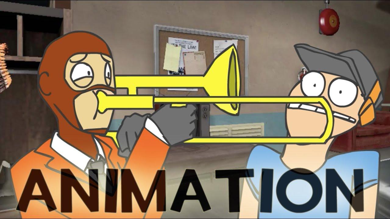 team fortress 2 animation meet the spy transcript