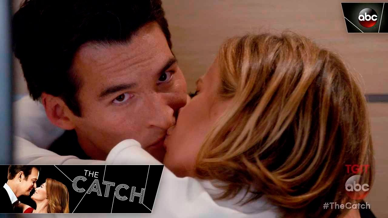 Download Danny Gets Caught with Margot Sneak Peek - The Catch 2x8