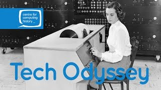 Tech Odyssey - A Journey Through the History of Computing