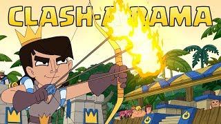 Clash-A-Rama: เส้นทางมือขมังธนู (Clash of Clans)