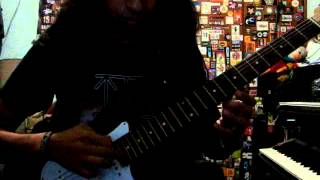 TÝR - The Lay Of Thrym (MÄW3 Guitar Cover)