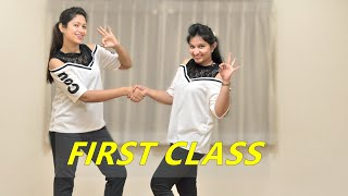 First Class - Kalank Dance Steps | Mayukas Choreography