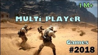 12 Best Multiplayer android Games 2018 | Lan , Wifi , Bluetooth ,...| iOS |