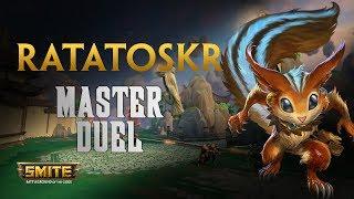 SMITE! Ratatoskr, Si fallas yo abuso! Master Duel S5 #264
