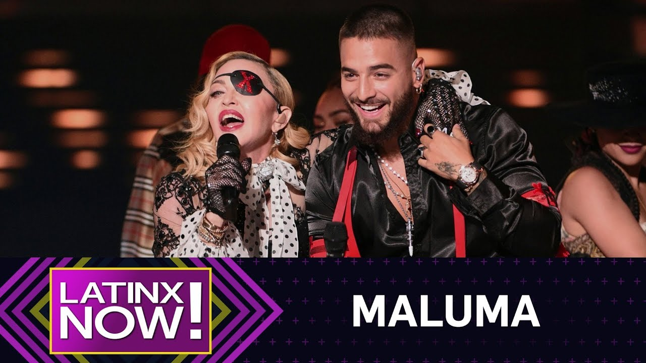 Maluma Is on Top of the World | Latinx Now! | E! News