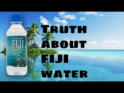 Truth Behind Fiji Water
