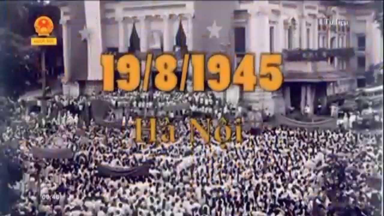 Kỷ niệm 70 năm CMT8 và Quốc Khánh 2/9 - Trường THCS Cách Mạng Tháng Tám -  YouTube