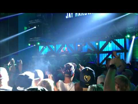 Jay Hardway live Golden Pineapple at Electric Love Festival in Salzburg 2017 [Full HD]