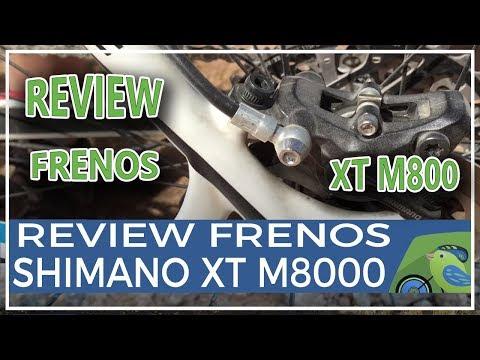Nuevos Frenos Shimano XT 2016 M8000