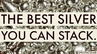 The best silver you can stack.