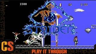 STRIDER 2 - PLAY IT THROUGH