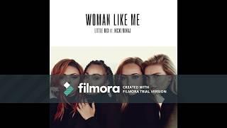 Little Mix ft. Nicki Minaj  - Woman Like Me (GREEK LYRICS) || GreekMixers Channel