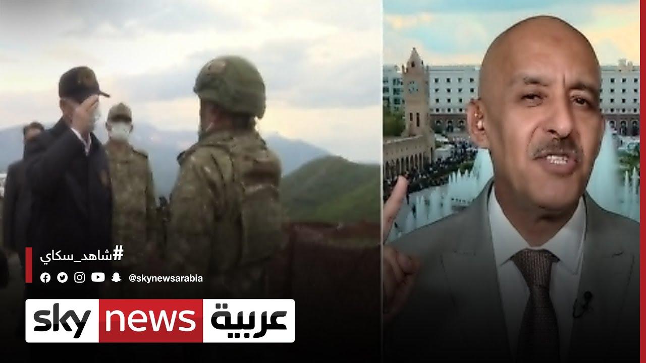 إحسان القيسون: هذا التوغل بحجة ملاحقة عناصر مسلحة من حزب العمال هو انتهاك لسيادة العراق  - 20:58-2021 / 5 / 2