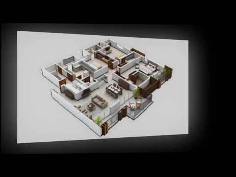 Design 3D Modern Minimalis