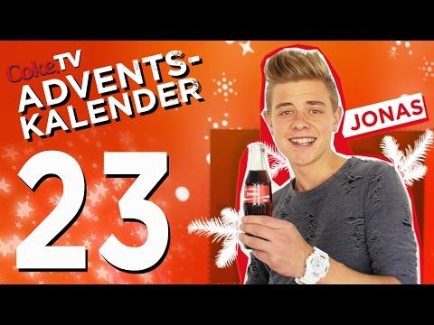 CokeTV Adventskalender: Türchen 23 mit Jonas | #CokeTVMoment