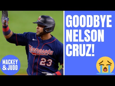 Minnesota Twins trade Nelson Cruz for two pitching prospects