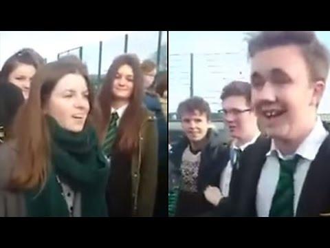 Teacher Destroys Student In Rap Battle
