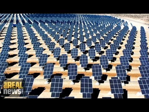Is This The Dawn of a Renewable Energy Revolution?