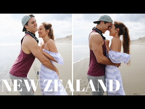 OUR HONEYMOON IN NEW ZEALAND | Pt. 2