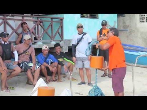 El Nido installs Mooring Buoys
