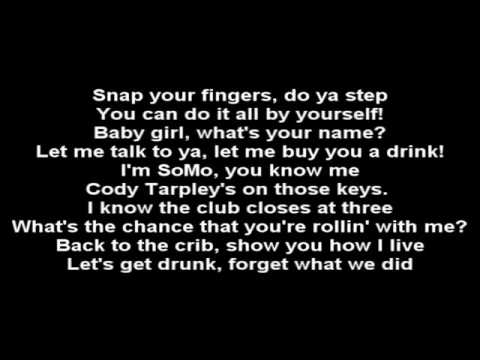 T-Pain - Buy You A Drink Lyrics | MetroLyrics