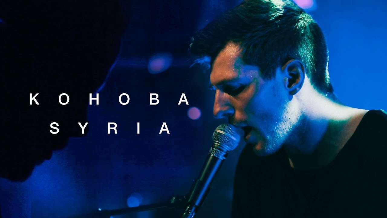 KOHOBA - Syria   live at Dachstock (10.09.16)